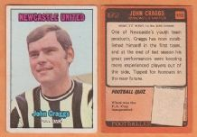 Newcastle United John Craggs